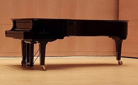 コンサート用ピアノ